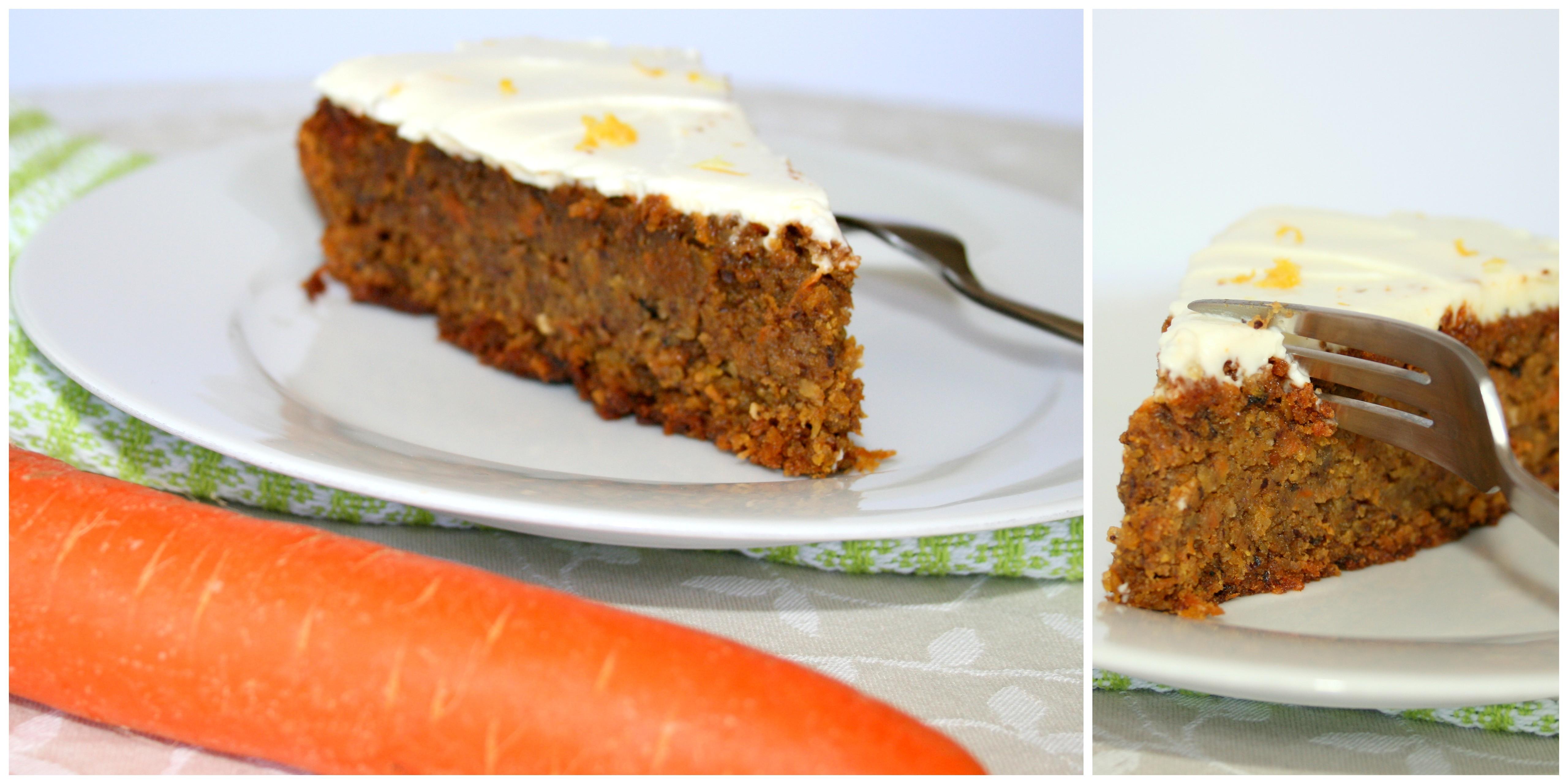 Kuchen Mit Foto kuchen karotten haselnusse beliebte rezepte für kuchen und gebäck foto