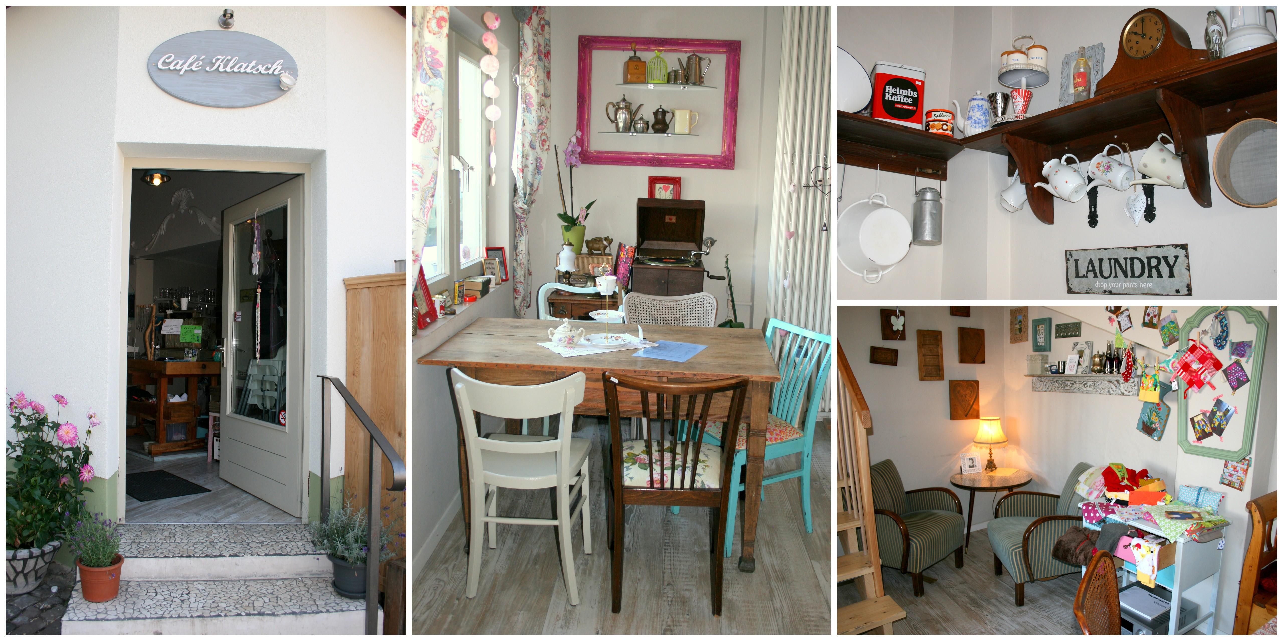 die gute alte zeit ist im jetzt angekommen das caf. Black Bedroom Furniture Sets. Home Design Ideas