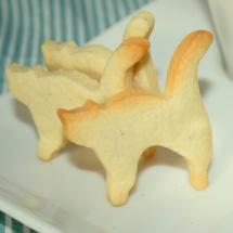 Butter-Mürbteig-Kekse