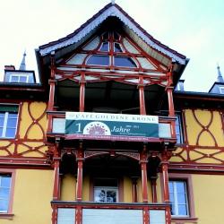 Cafe Goldene Krone St. Märgen