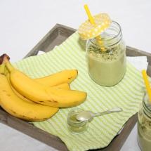 Matcha-Bananen-Kefir mit Zimt_ Gallerie