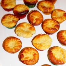 Mini- Käsekuchen- Muffins