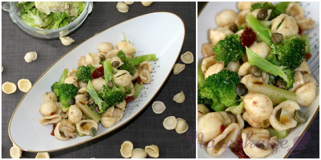 Pasta AOP plus Broccoli, Kapern, getr1