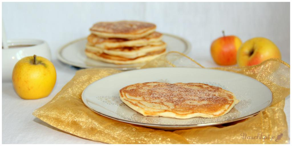 Apfelpfannkuchen nach Oma1