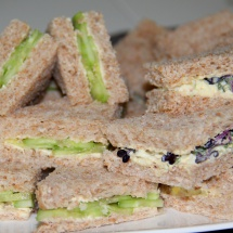 English sandwiches_Ei-Kresse & Gurke