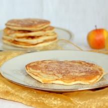 Omas Apfelpfannkuchen