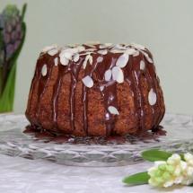 Omas Schoko-Mandelkuchen