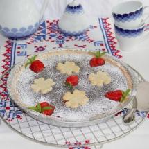 Erdbeer-Mohn-Tarte