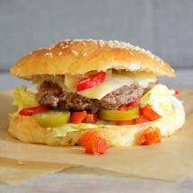 Habanero-Burger