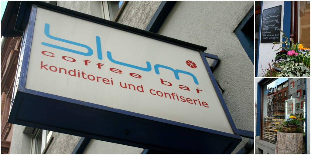 Café Konditorei Blums Mannheim