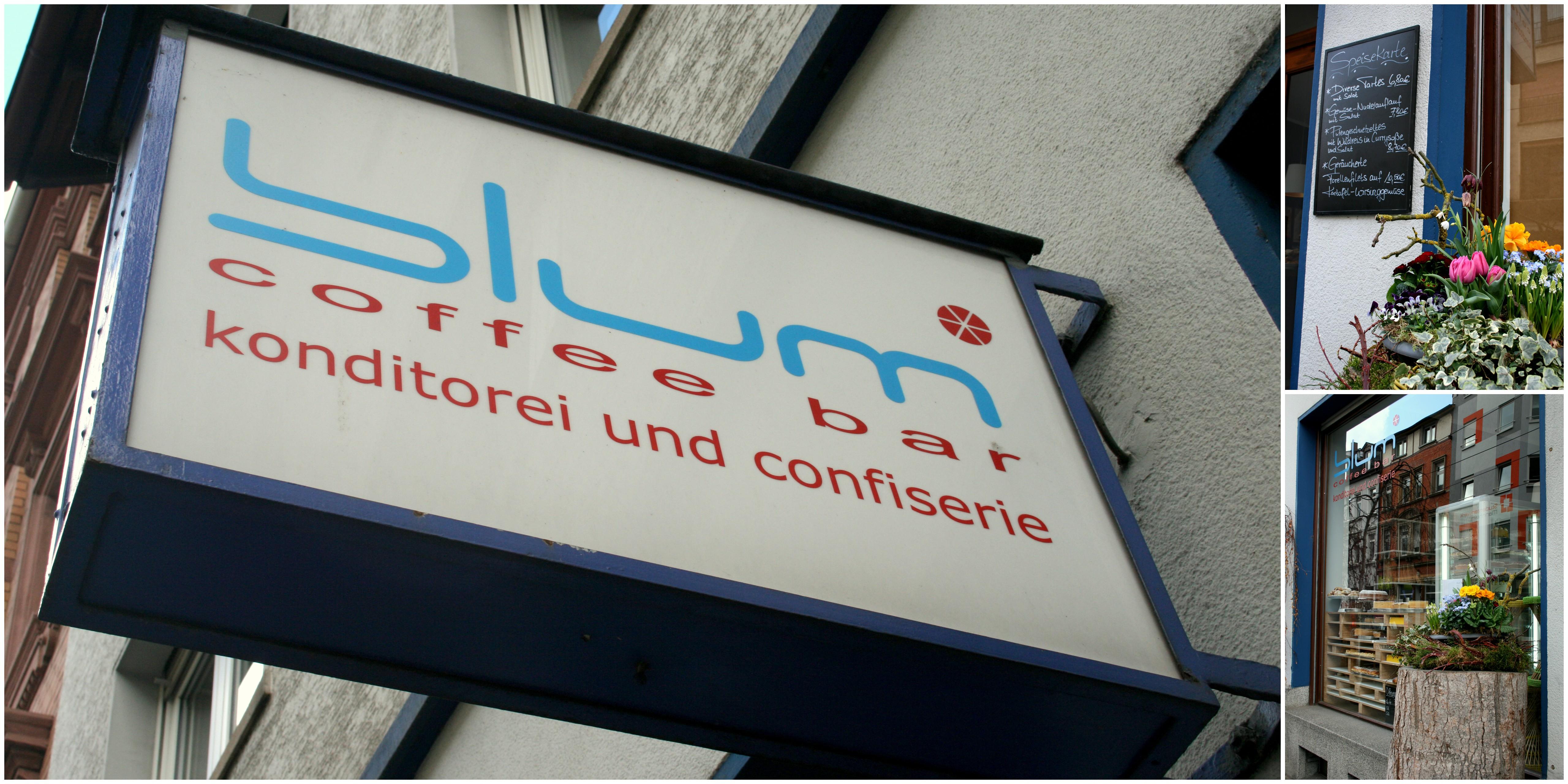 Mannheim Blum Coffee Bar Konditorei Und Confiserie Das Paradies