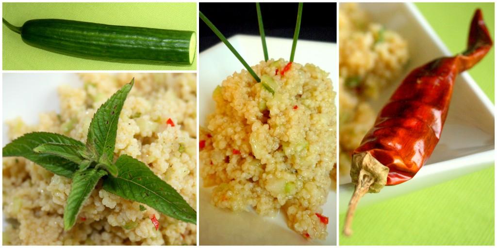 Grüner Couscous- Salat nach Biolek2