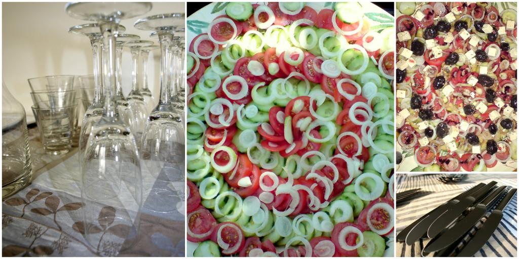 Griech. Sommersalat