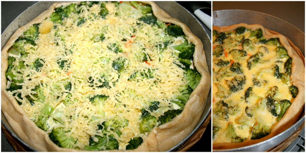 """Broccoli-Quiche"