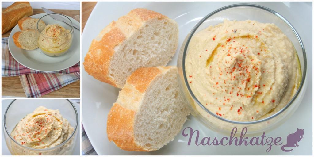 Hummus_Kichererbsenaufstrich
