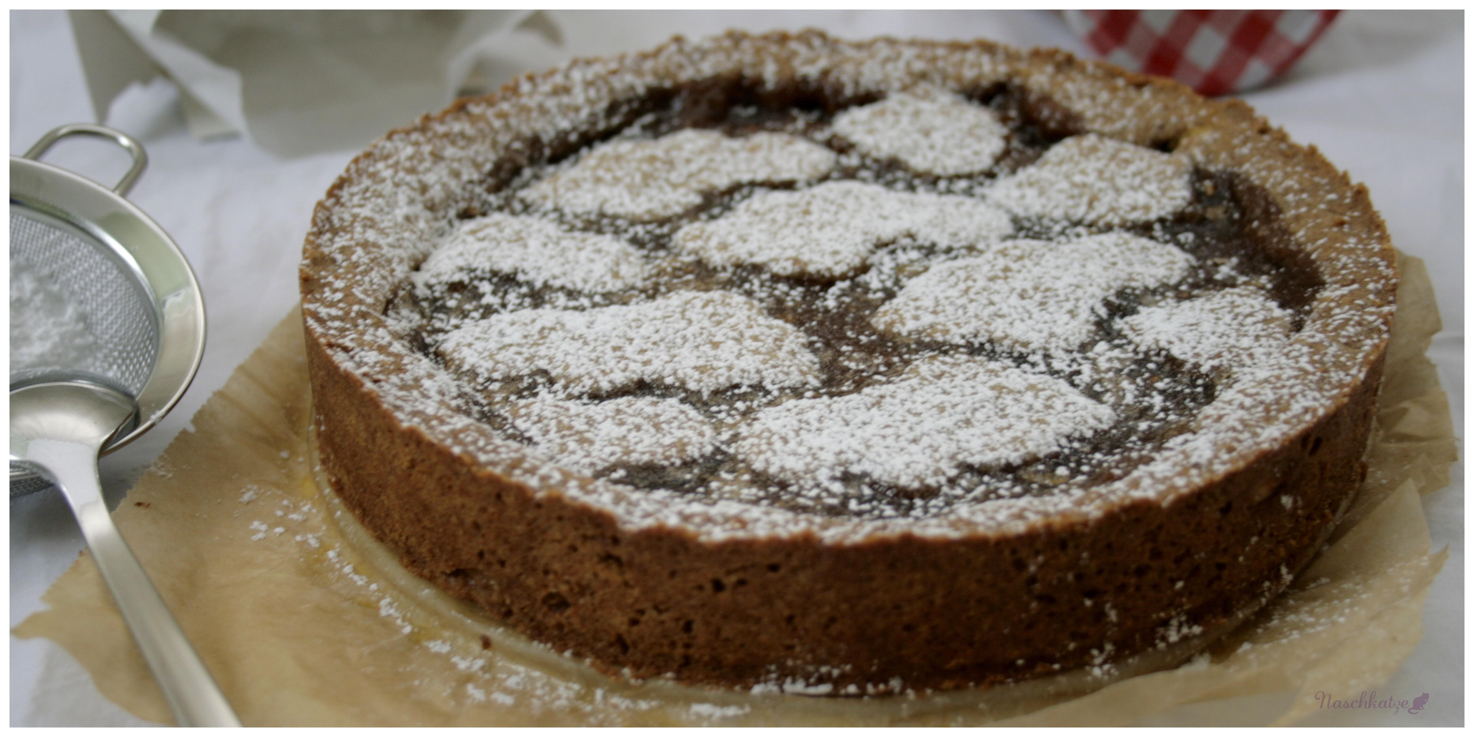 Einfach mal lecker: Linzer Torte – Naschkatze