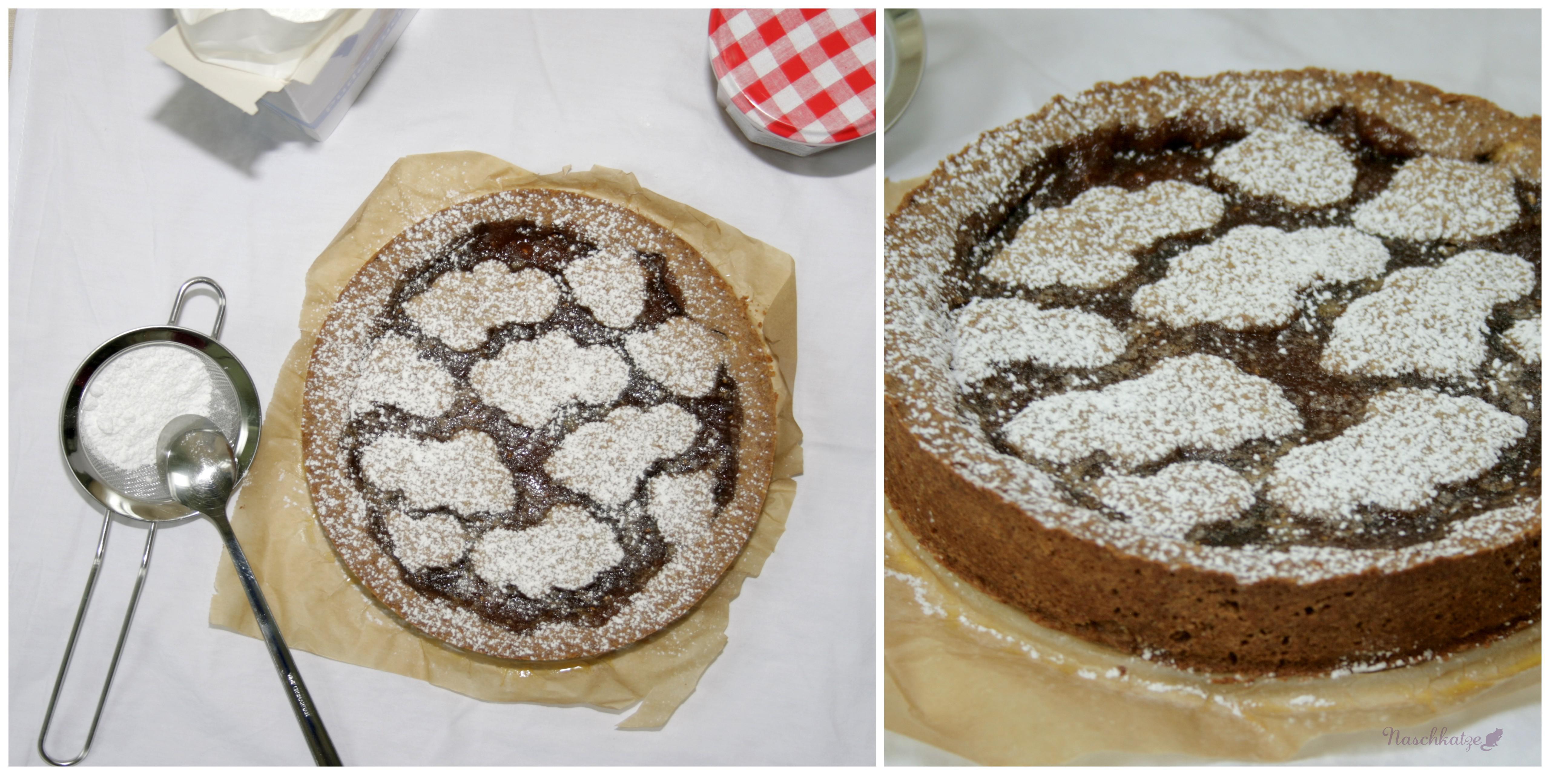 Einfach Mal Lecker Linzer Torte Naschkatze