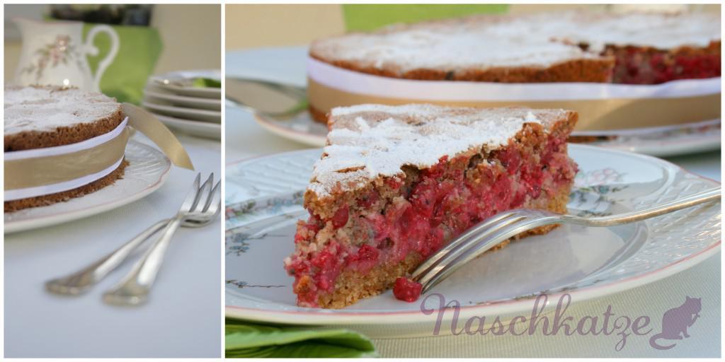 Johannisbeer-Baiser- Kuchen(2)