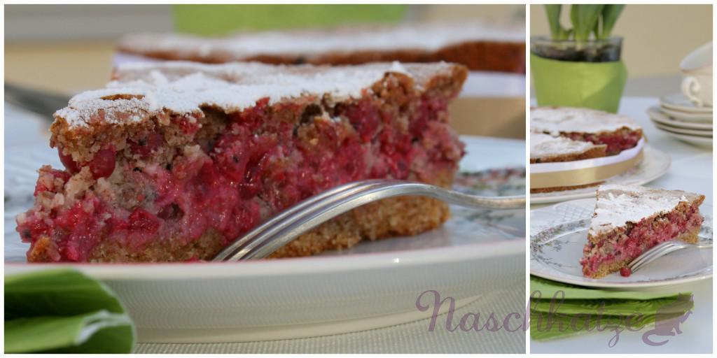 Johannisbeer-Baiser- Kuchen(3)