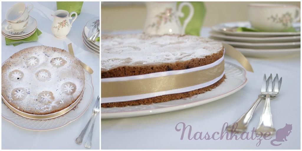 Johannisbeer-Baiser- Kuchen(4)