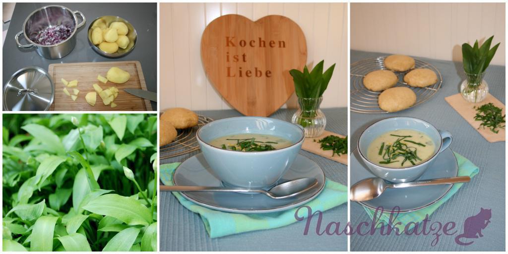 Bärlauch- Kartoffelsuppe1