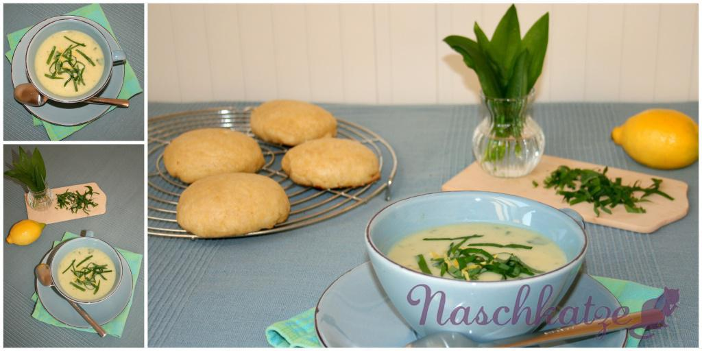 Bärlauch- Kartoffelsuppe2