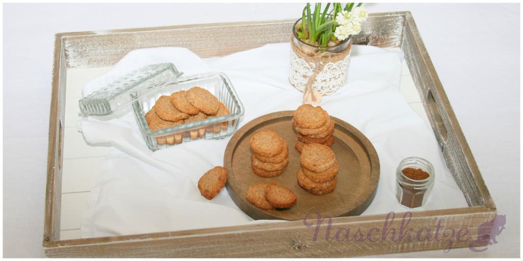 Bananen-Gewürz-Kekse frei nach Hildegard von Bingen1