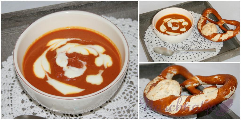 Karottensuppe mit Igwer, Curry und Mandarinensaft2