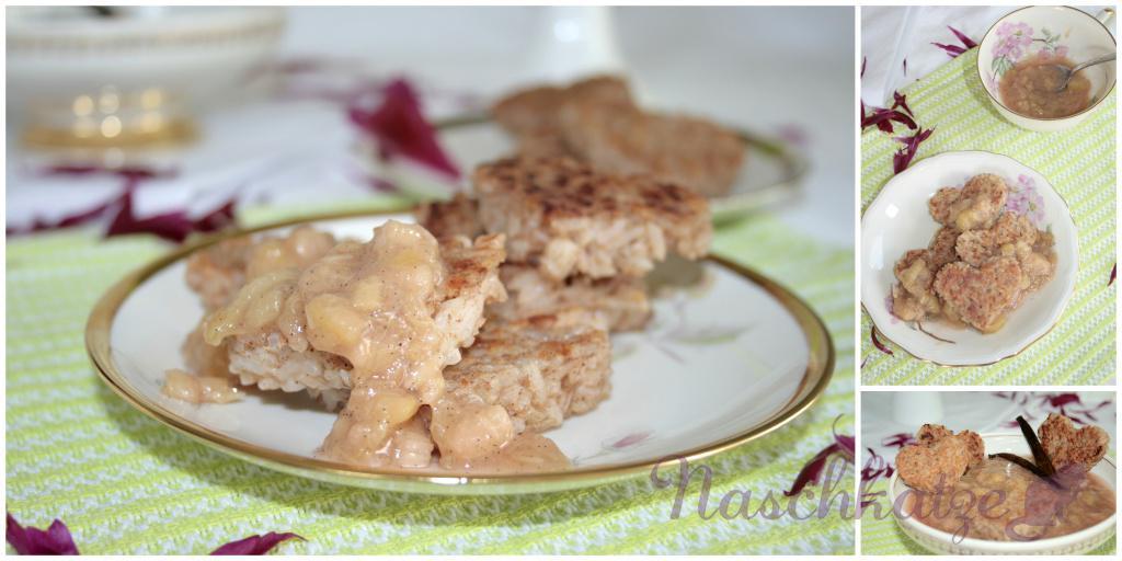 Milchreisplätzchen mit Vanille-Rhabarberragout3