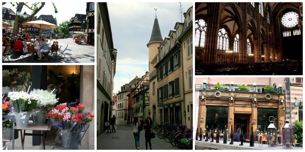 Strasbourg Geschäfte
