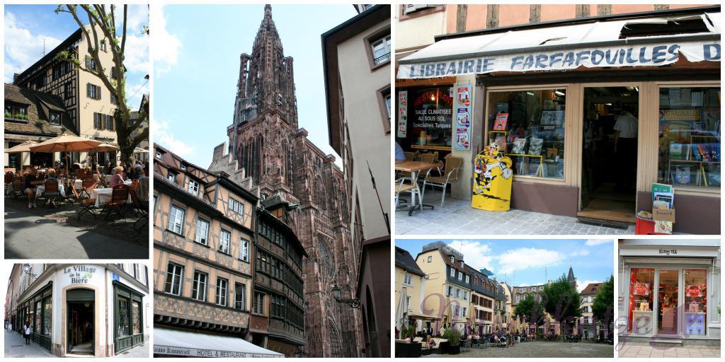 Streifzug durch Straßburg  (4)
