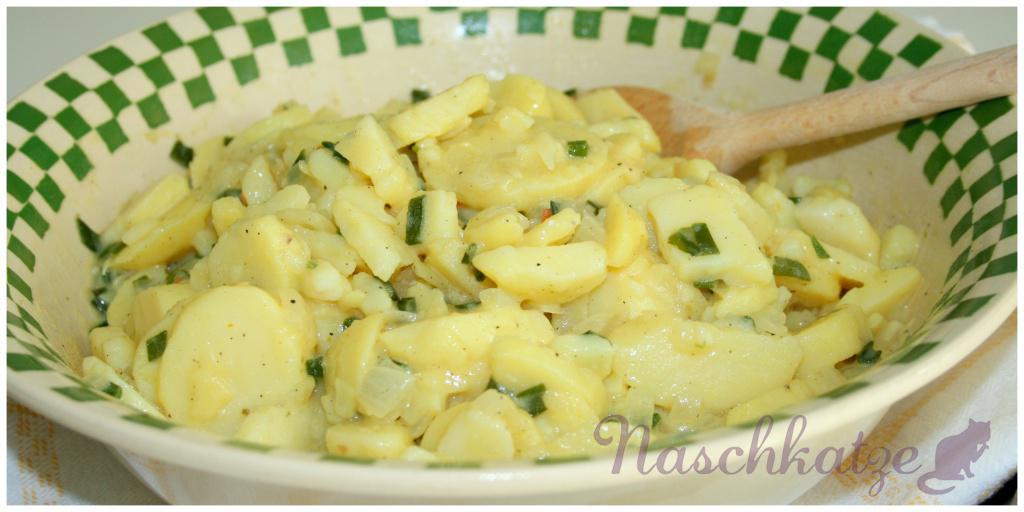 Kartoffelsalat mit Senfdressing2