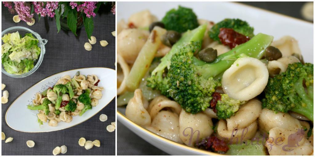 Pasta AOP plus Broccoli, Kapern, getr2