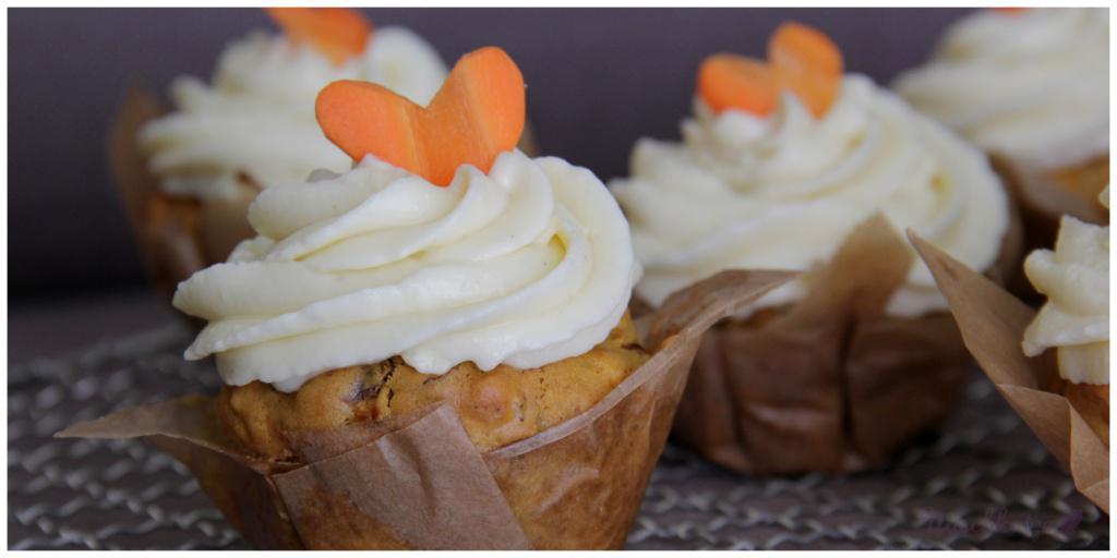 Möhrencupcakes mit Frischkäse_Simply yummy-App (2)