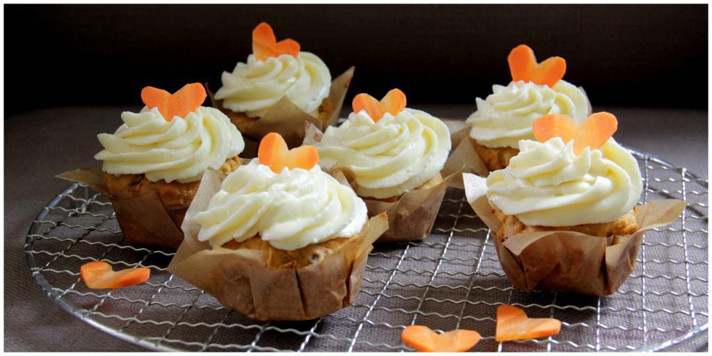 Möhrencupcakes mit Frischkäse_Simply yummy-App (2)2