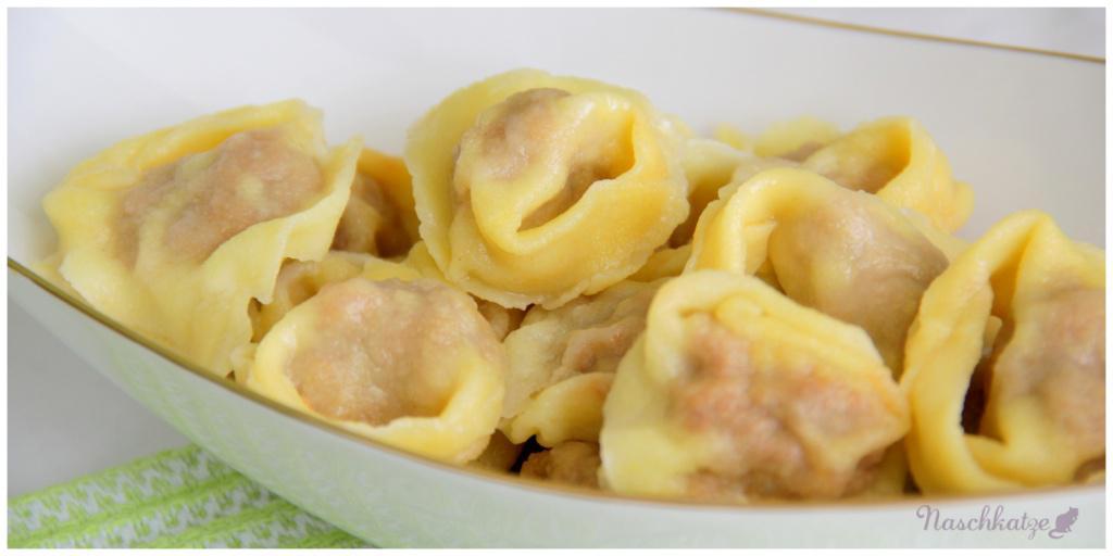 Ravioli mit Merguez-Füllung & Lauchgemüse2