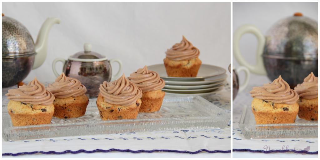 Bananen-Nougat- Cupcakes (3)