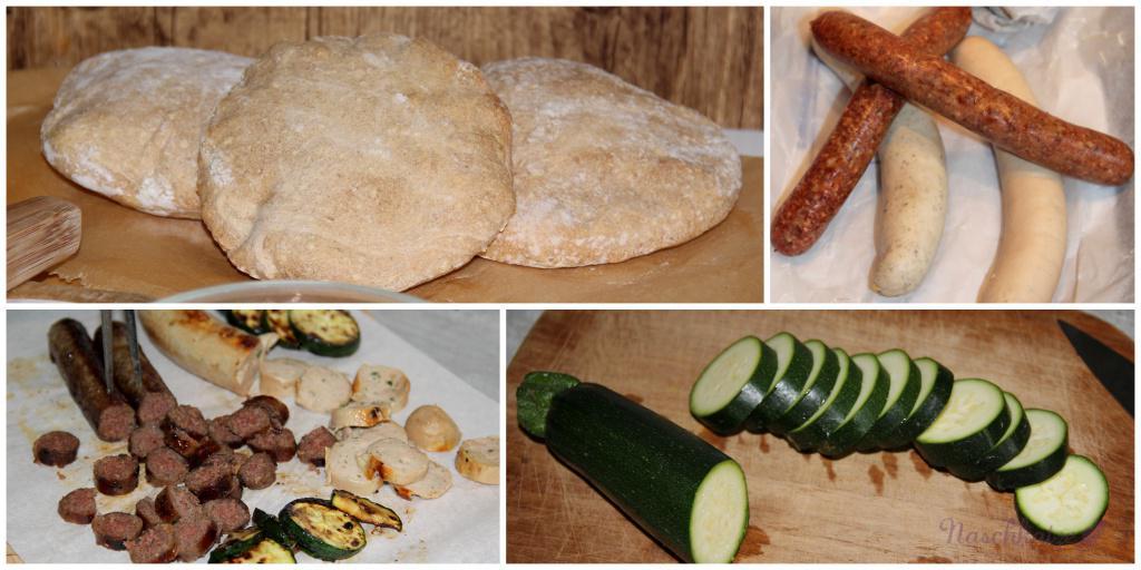 Grill-Döner mit Zucchini und Kräuterquark (5)