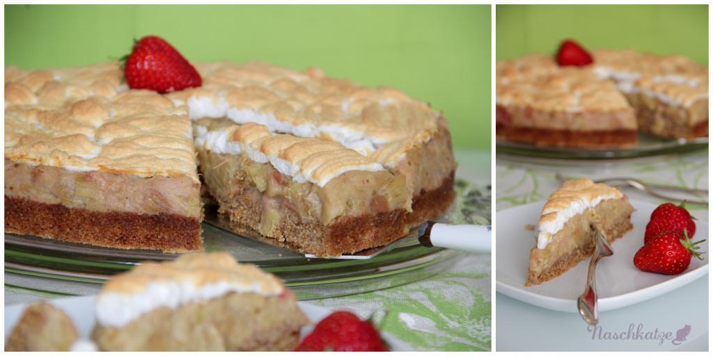 Rhabarber-Kompott-Kuchen mit Baiser4