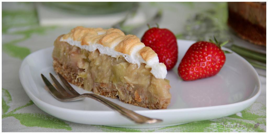 Rhabarber-Kompott-Kuchen mit Baiser5