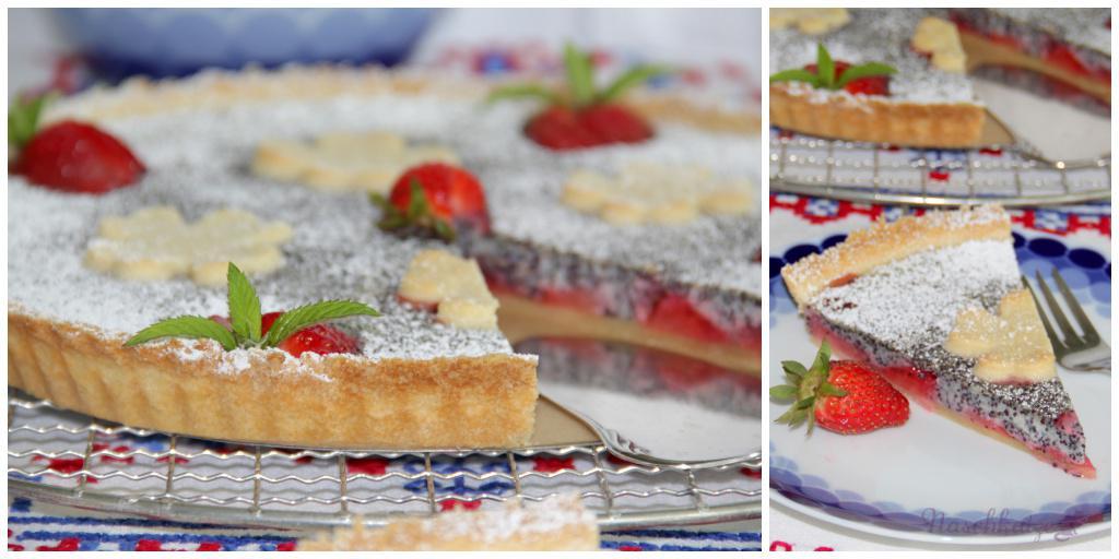 Erdbeer-Mohn-Tarte (2)