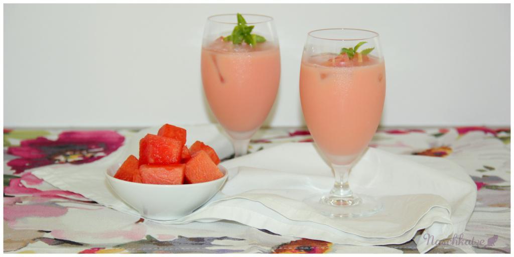 Wassermelonen-Joghurt-Drink (4)