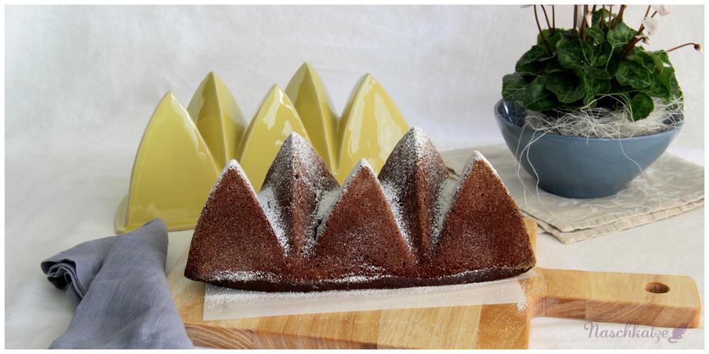 Schoko-Kaffee-Kuchen in Form Opera1