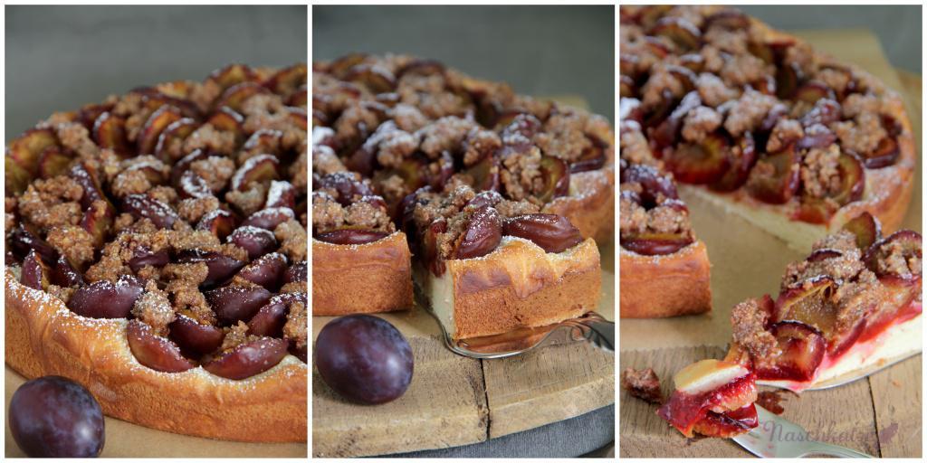 Zwetschgenkuchen nach Omas Rezept mit Mandelzimtstreuseln1