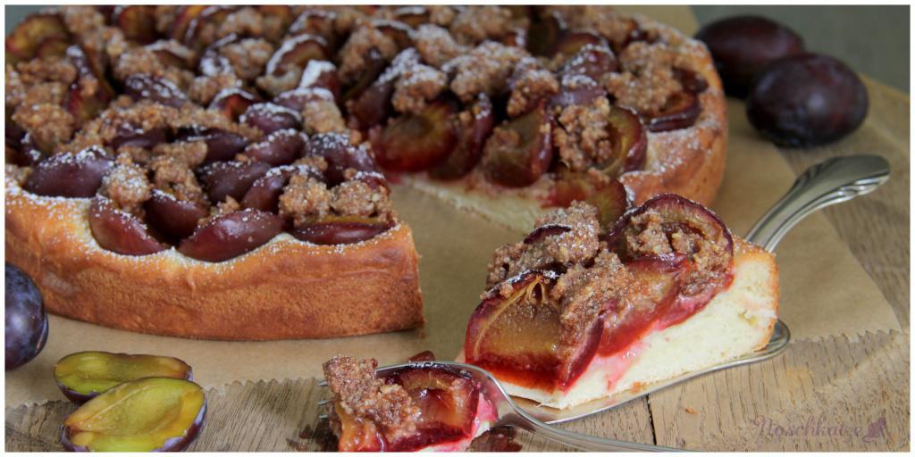 Zwetschgenkuchen nach Omas Rezept mit Mandelzimtstreuseln4