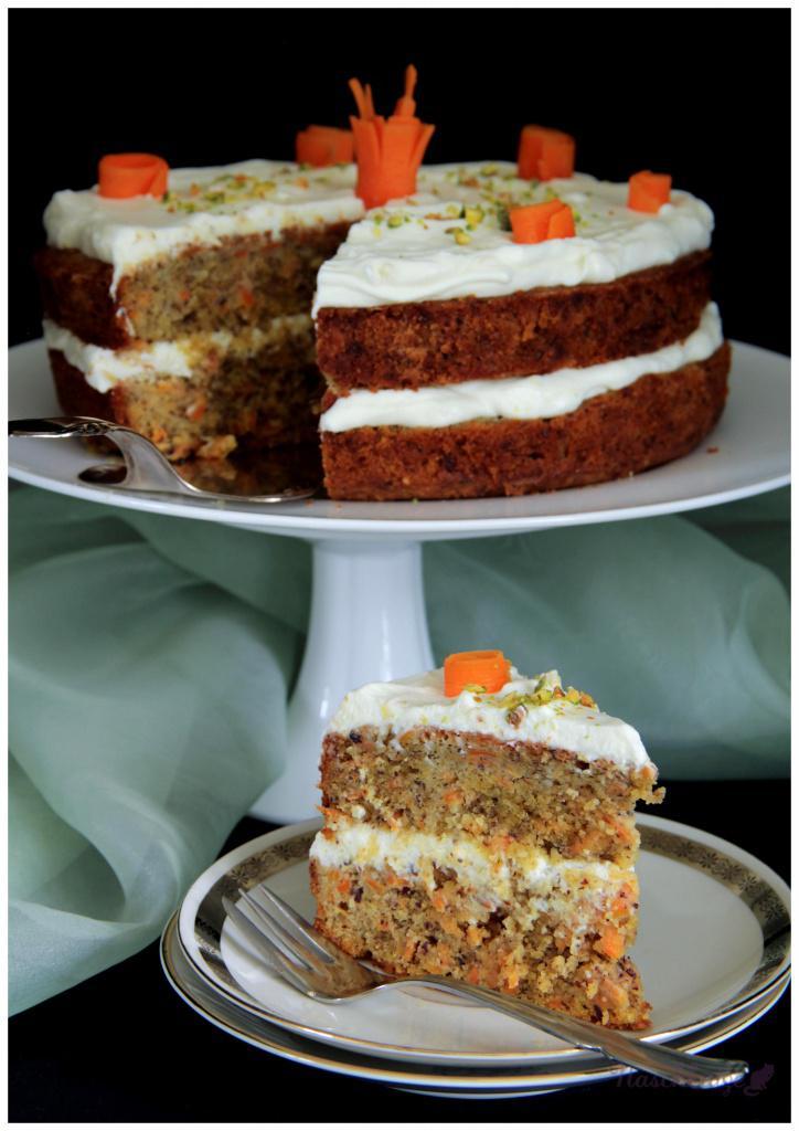 Karottenkuchen 2.0 _ Karottentorte (5)