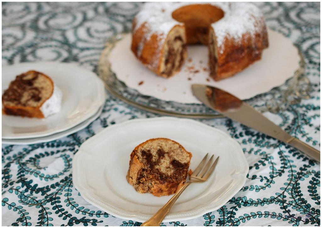 Mandel-Marmorkuchen (2)