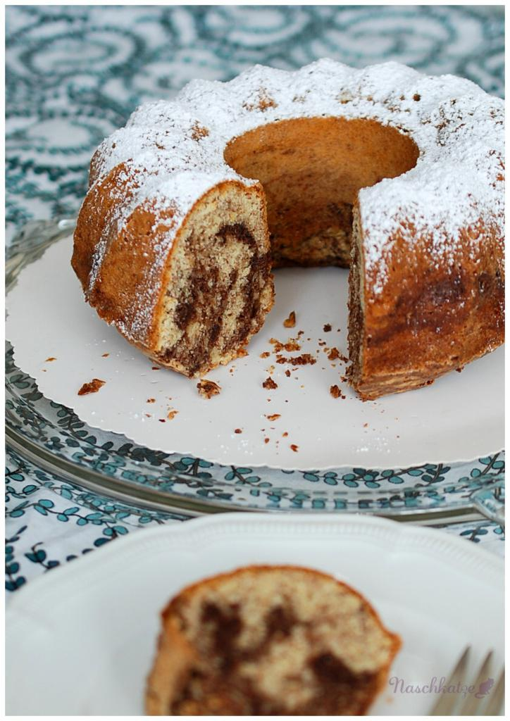 Mandel-Marmorkuchen (3)