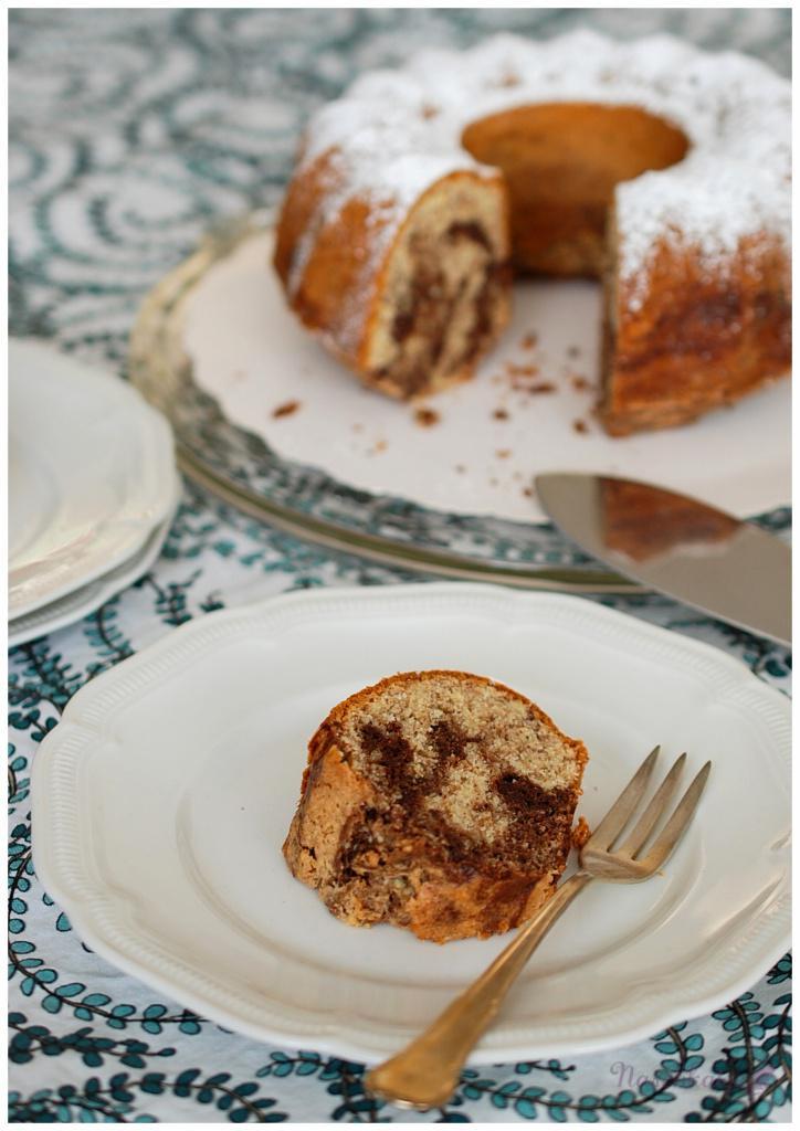 Mandel-Marmorkuchen (4)