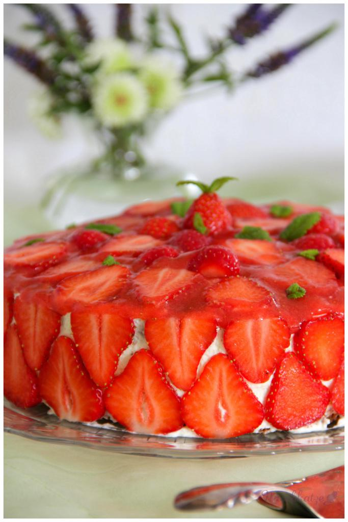 Schoko-Erdbeer-Torte (2)